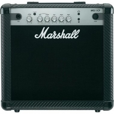 Amplificador Guitarra Marshall MG15 CF 15W