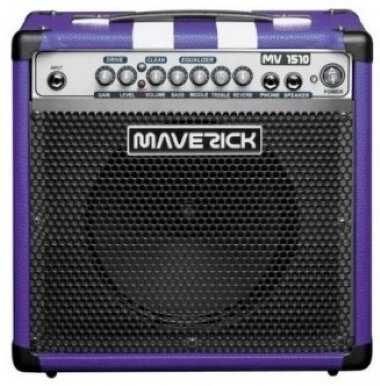 Amplificador Guitarra Maverick MV1510 15W