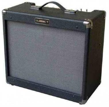 Amplificador Guitarra Giannini Classic Valvulado T 20W