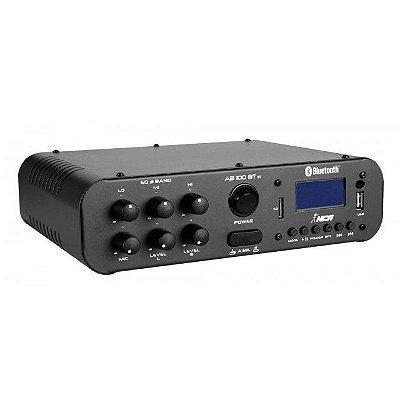 Amplificador Mixer LL NCA AB100BTST 60W