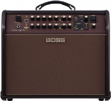 Amplificador Violão Boss Acoustic Singer Pro 120W