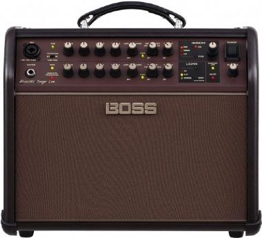 Amplificador Violão Boss Acoustic Singer Live 60W
