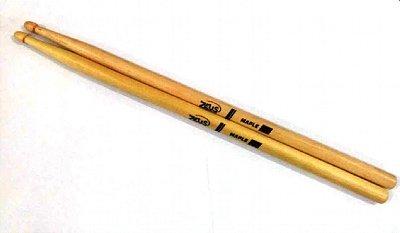 Baqueta de Madeira Maple Zeus 5B 11362