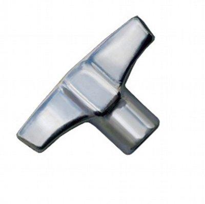 Borboleta Fêmea 6mm Cromada Torelli TA002