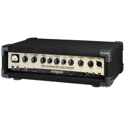 Cabeçote Contrabaixo Behringer Ultrabass BX4500H 450W