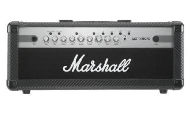 Cabeçote Marshall MG100 HCFX 100W