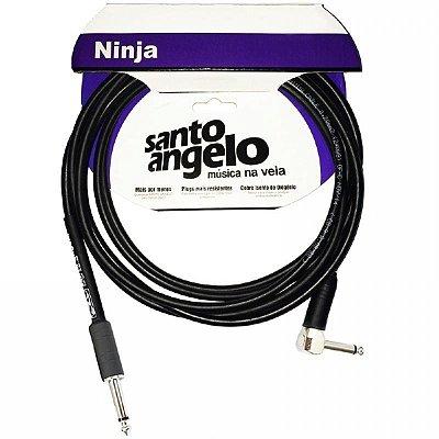 Cabo P10 / P10 Santo Angelo Ninja L 7,62 Metros