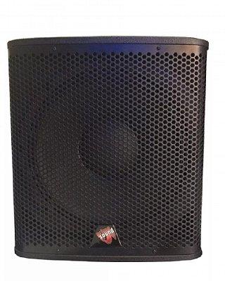 """Caixa Acústica Subwoofer 15"""" Prime Sound PS Sub15 400W"""
