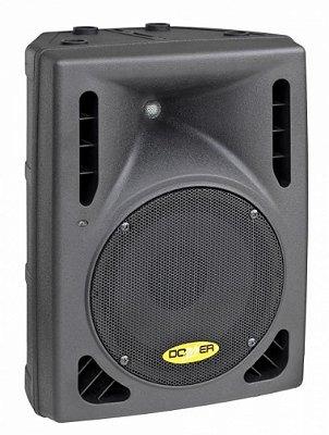 """Caixa Amplificada 10"""" LL Áudio Donner CL150A USB 150W"""
