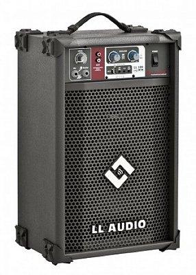 "Caixa Amplificada 8"" LL Áudio 100USB 25W"