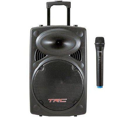 "Caixa Multiuso 12"" TRC 436 Bluetooth 350W"