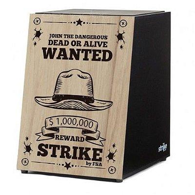 Cajón Acústico FSA Strike SK 4018 Wanted