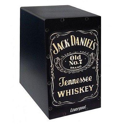 Mini Cajón Liverpool Jack Daniels CAJ JD