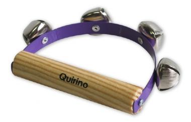 Campanela 4 Guizos Quirino GU18