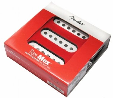 Captador Guitarra Fender Tex Mex Trio IZ 1043