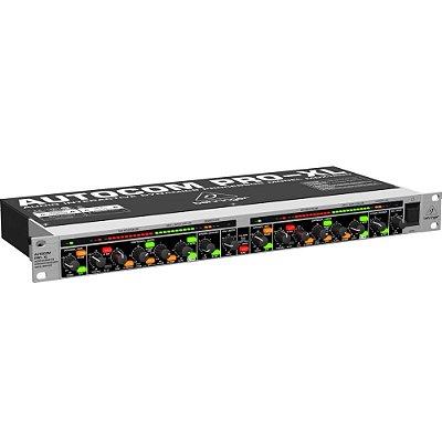Compressor de Áudio Behringer MDX1600