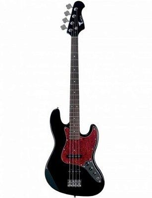 Contrabaixo 4 Cordas Eagle Jazz Bass SJB006 BK Passivo