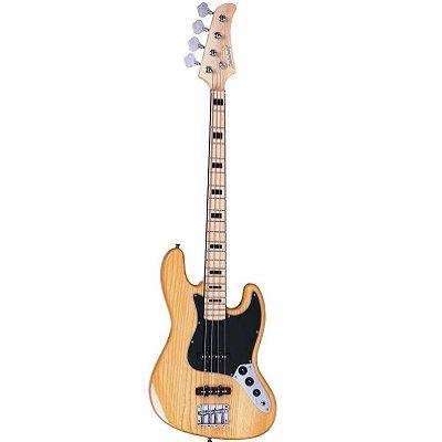 Contrabaixo 4 Cordas Strinberg Jazz Bass JBS50 NT Passivo