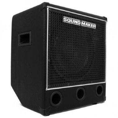 Cubo para Baixo Sound Maker Black Bass 118 Standard