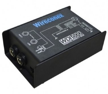 Direct Box Passivo Wireconex WDI 600