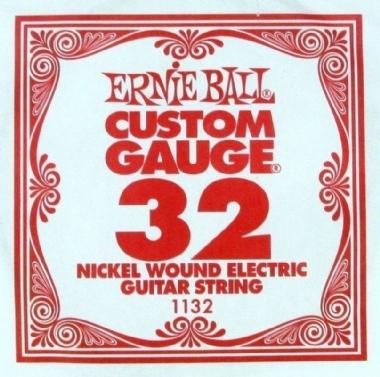 Encordoamento Avulso Guitarra .009 Ernie Ball 5º Lá 1132
