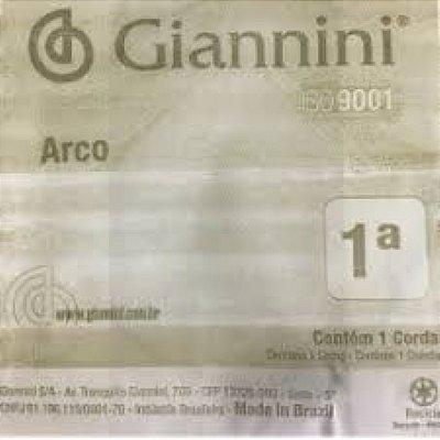 Corda Avulsa Violino Giannini GEAVVA E (Mi)