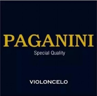 Encordoamento Avulso Violoncelo Paganini 3º (Sol)