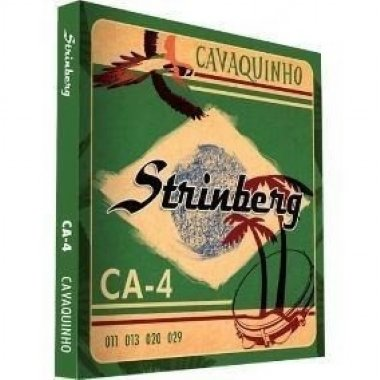 Encordoamento Cavaco .011 Strinberg CA-4