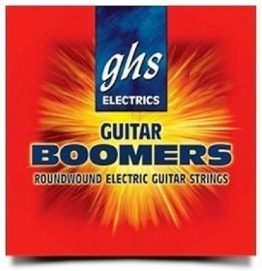 Encordoamento Guitarra .009 GHS Extra Light GBXL