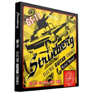 Encordoamento Guitarra .011 Strinberg GS-11