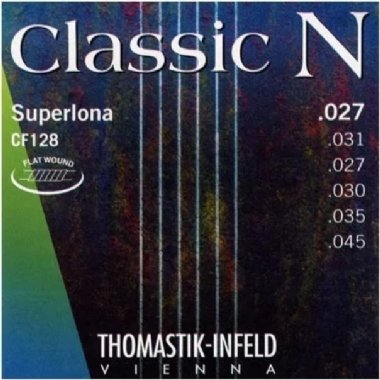 Encordoamento Violão Nylon Thomastik-Infeld .027 CF128