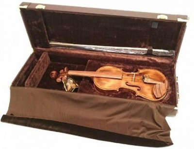 Estojo Violino Fama Extra Luxo EX051