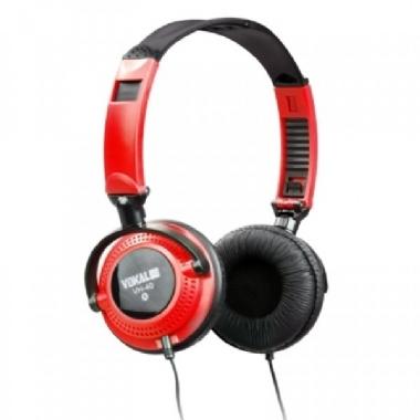 Fone de Ouvido Vokal VH-40 Vermelho