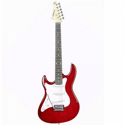 Guitarra Canhoto Strinberg Stratocaster EGS216 TWR