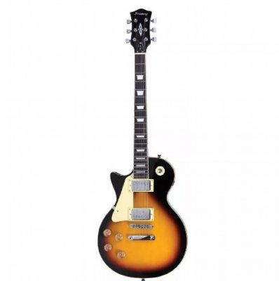 Guitarra Canhoto Strinberg Les Paul LPS230 SB