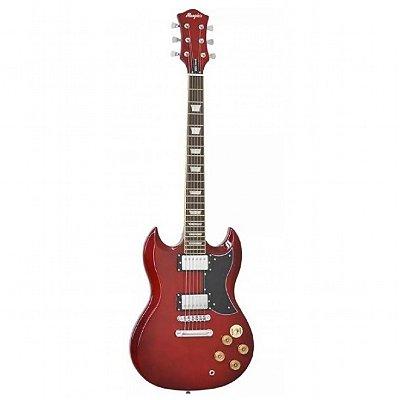 Guitarra Memphis MSG100 Vinho