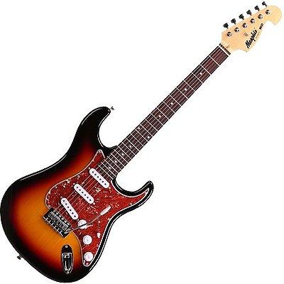 Guitarra Memphis Stratocaster MG32 SB