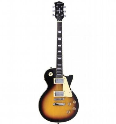 Guitarra Strinberg Les Paul LPS280 Sunburst
