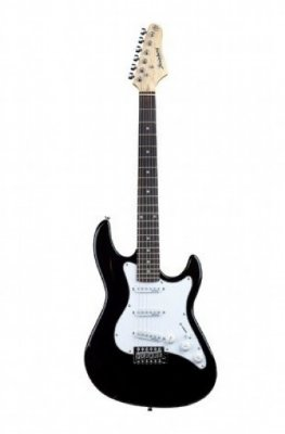 Guitarra Strinberg Stratocaster EGS216 BK