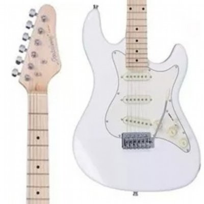 Guitarra Strinberg Stratocaster STS150 MWH