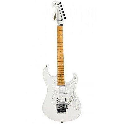 Guitarra Tagima Stratocaster E2 Edu Ardanuy SE WH com Case