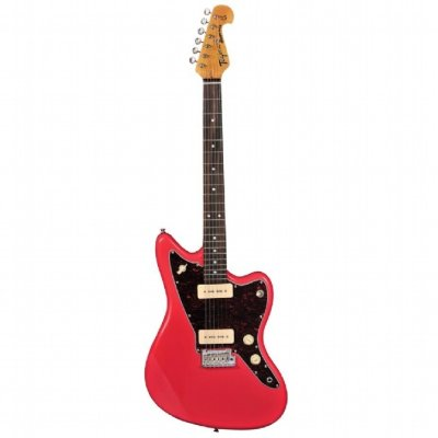 Guitarra Tagima Jaguar Woodstock TW61 FR