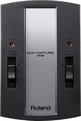 Interface de Áudio Roland Duo-Capture UA 11 MK2