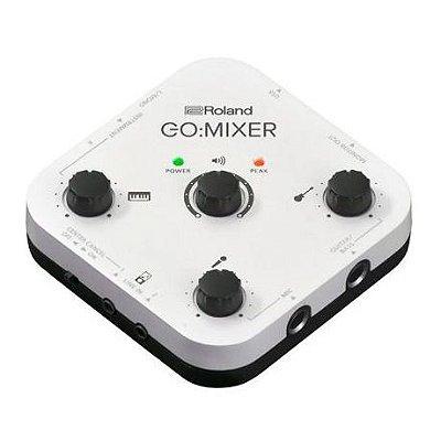Interface Mixer Roland para Celular Go:Mixer 15