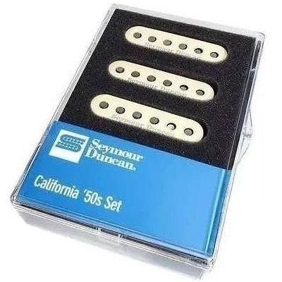 Kit Captador Guitarra Seymour Duncan Califórnia 50s