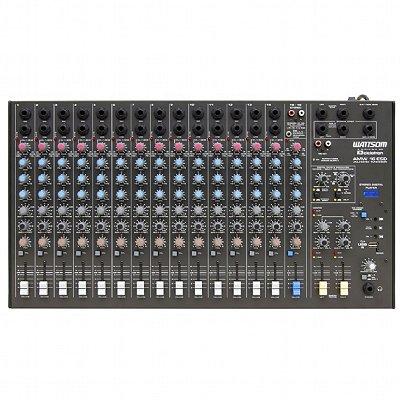 Mesa de Som 16 Canais Ciclotron AMW16 ESD USB Play