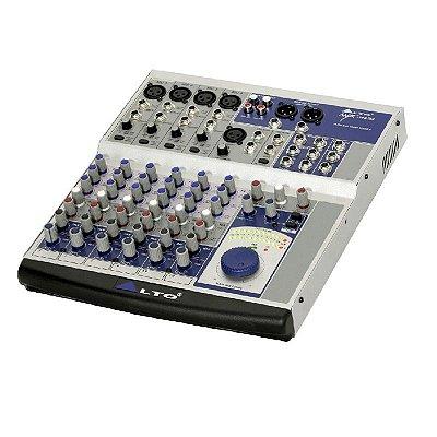 Mesa de Som 08 Canais Alto Pro Audio AMX-140