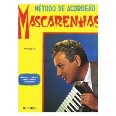 Método Acordeon Mário Mascarenhas