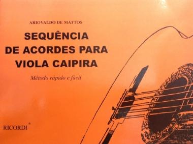 Método Acordes e Sequências para Viola Caipira