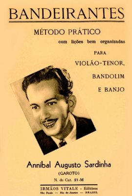 Método Bandeirantes para Violão Tenor, Bandolim e Banjo